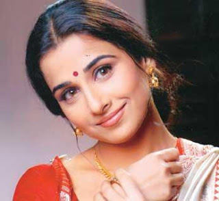 Vidya Balan Has Fun Playing Different Characters