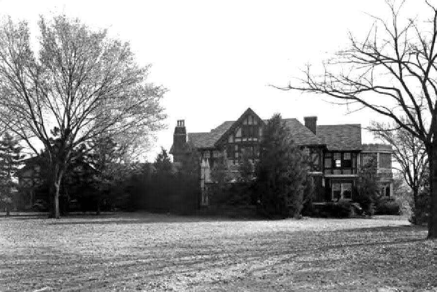 Historic Tulsa Gillette Mansion 1921