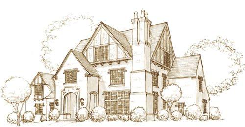 Identifying The Tudor House