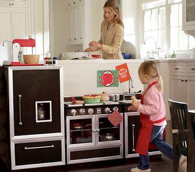 Born Modern Baby: Toddler Play Kitchens