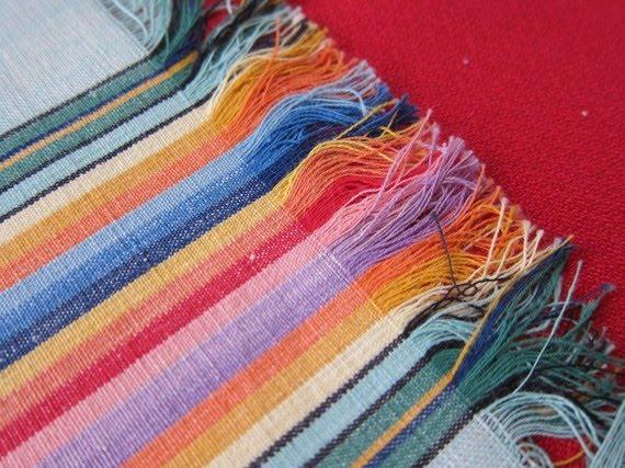 A Passion For Vintage Textiles  December 2010