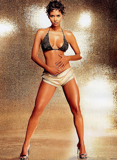 Halle Berry Sex Real 22