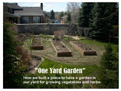 One Yard~Garden Blog
