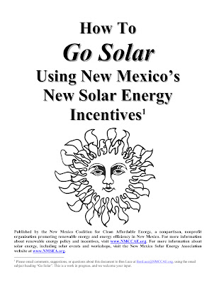Climate Change Solutions: Our New Energy Economy: Solar