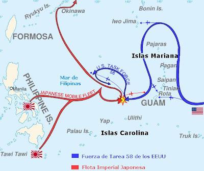 Schlacht Um Saipan