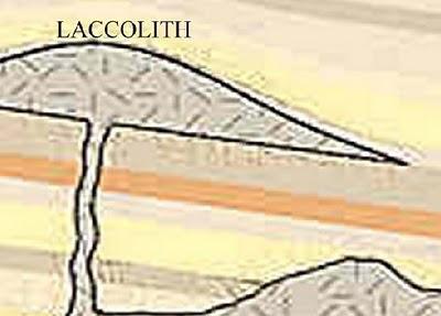 Laccolith