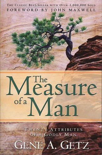 The measure of a man book