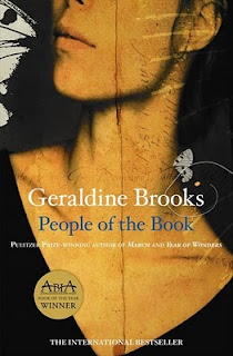 People of the Book by Geraldine Brooks book cover