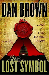 The Lost Symbol by Dan Brown book cover