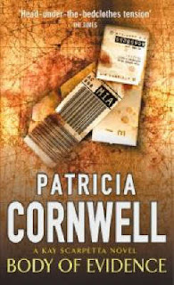 Body of Evidence by Patricia Cornwell book cover