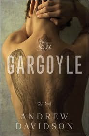 The Gargoyle by Andrew Davidson book cover