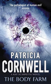 The Body Farm by Patricia Cornwell book cover