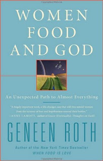 Women Food and God by Geneen Roth book cover