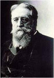 """Eugène Poubelle: thanks to he and his amies efforts - """"les puce de Paris"""", the famed French flea markets, were born."""