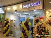 Living Life Well - SM Megamall