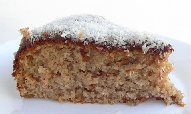 Coconut Cake Thermomix Recipe