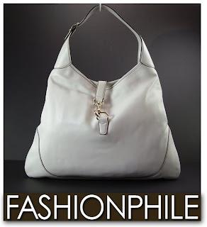 Gucci white Jackie hobo bag  10b182efe514f