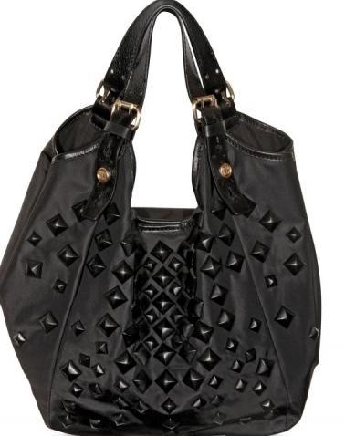 dfba61cdff Givenchy Studded Nylon Hobo Bag 30% off