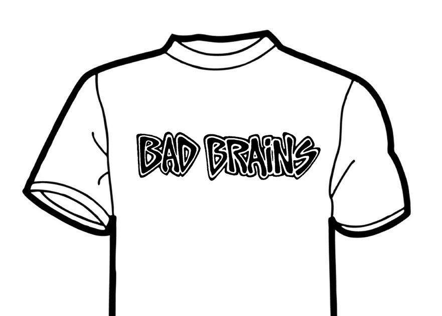 Caravan Camisetas: bad brains