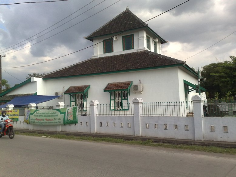 Hoax City Travel Masjid Katangka Masjid Tertua Di Sulsel
