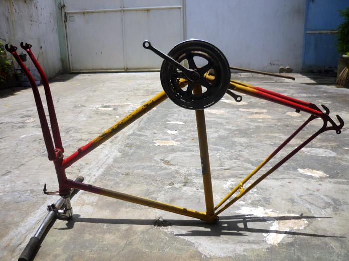 PITRONGSOK: Dijual Frame Sepeda Balap 15 Unknown Japan
