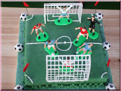 Football Cake Decorations Lakeland