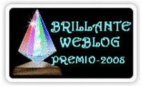 Brilliante Weblog Award
