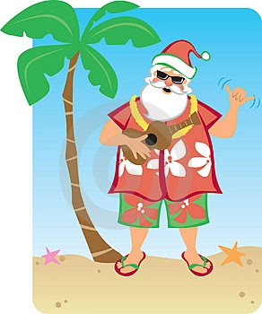 Christmas In Hawaii Party.Christmas In Hawaii Lessons Tes Teach