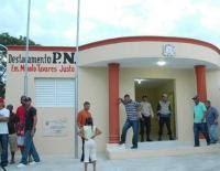 Resultado de imagen para Policía en Santiago Rodríguez