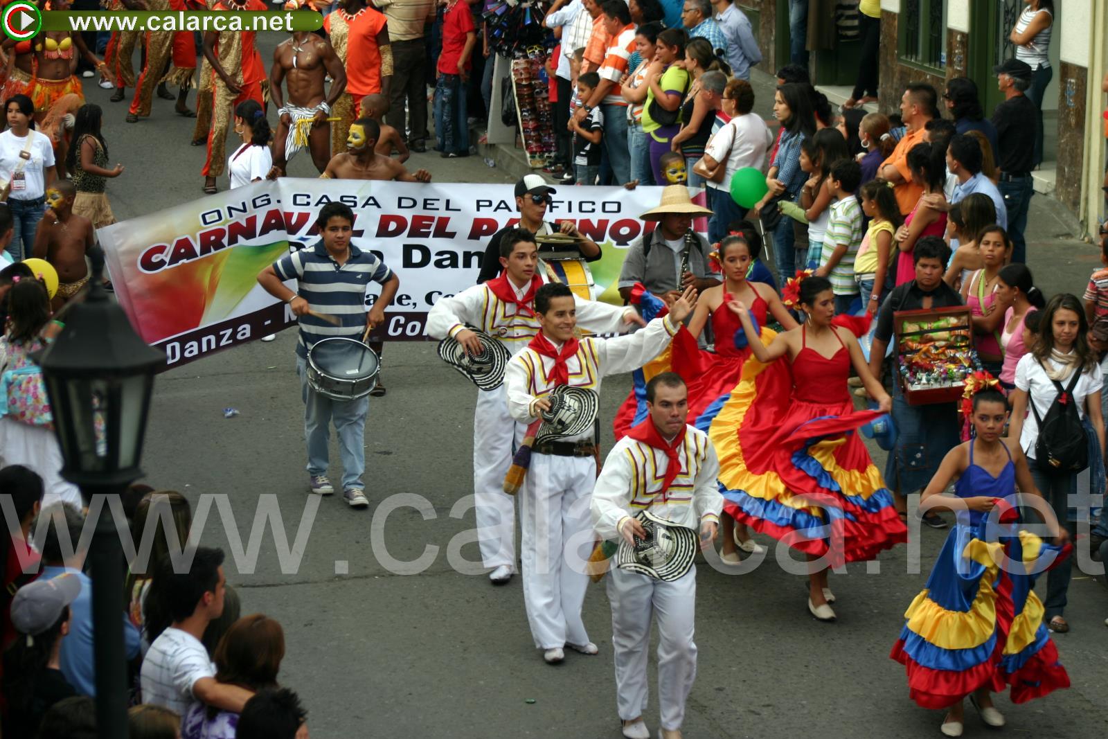 Desfile del Café
