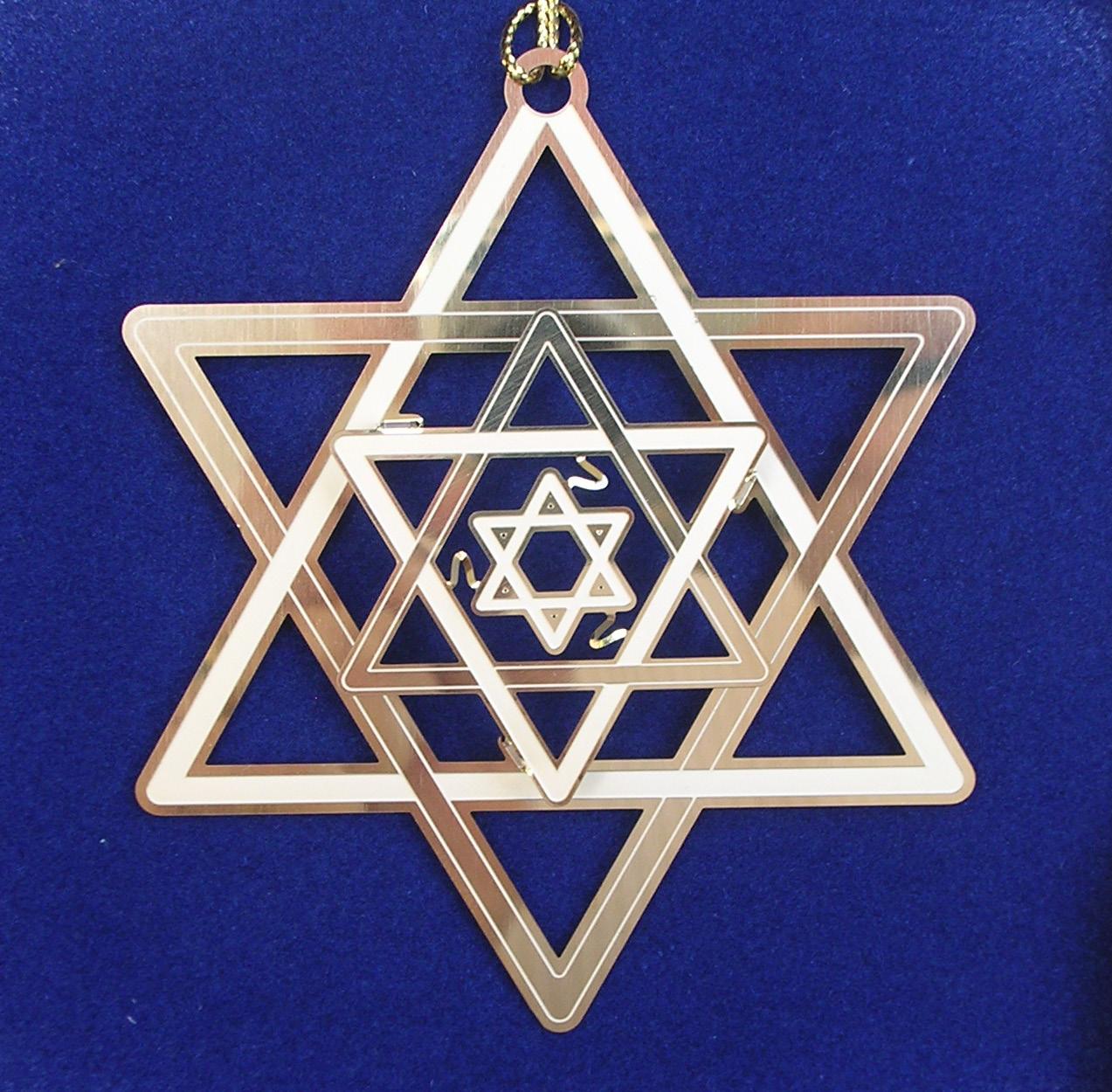 The Jewish Star Of David
