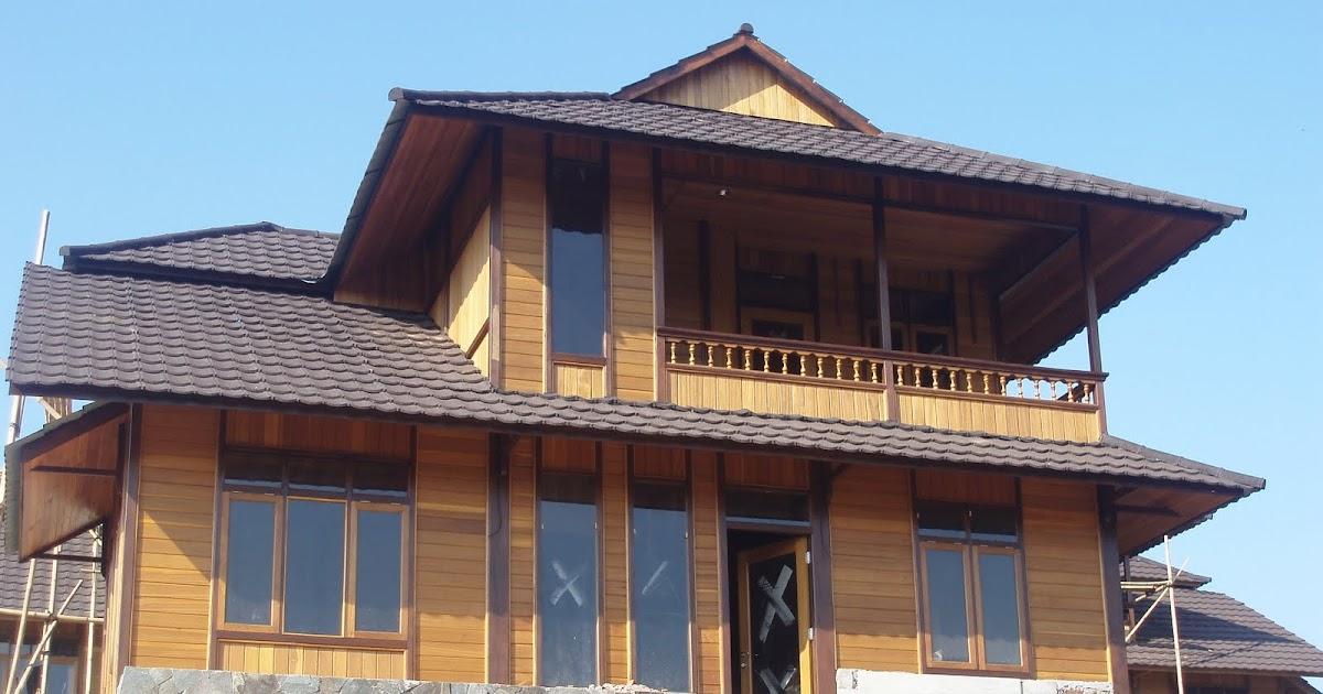 Jual Rumah kayu Di Jawa Timur Komunikatif