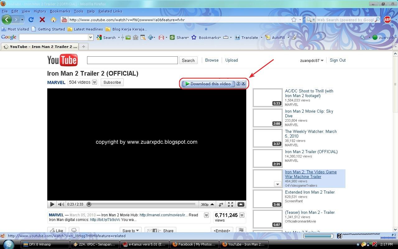 Tutorial Download Video di Youtube | Sumber Informasi Terkini© - photo#49