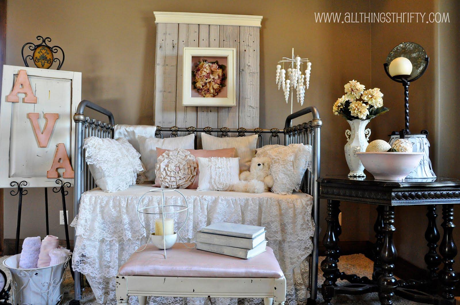 for sale baby girl vintage bedding. Black Bedroom Furniture Sets. Home Design Ideas