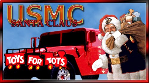 Toys For Tots Collection : W l french excavating toys for tots collection begins