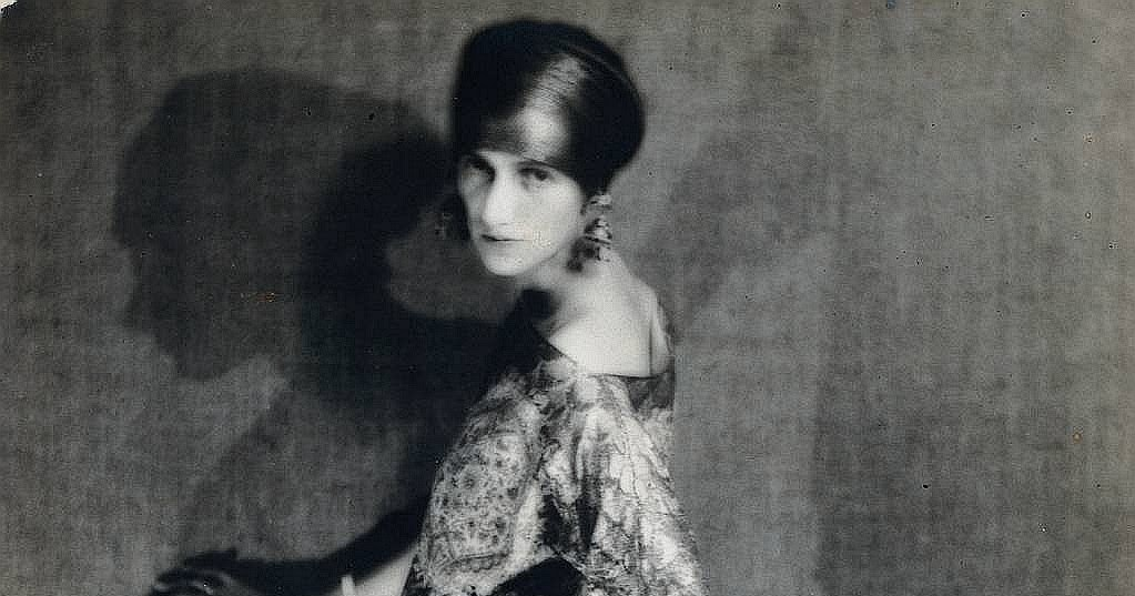 Daughter Peggy Guggenheim