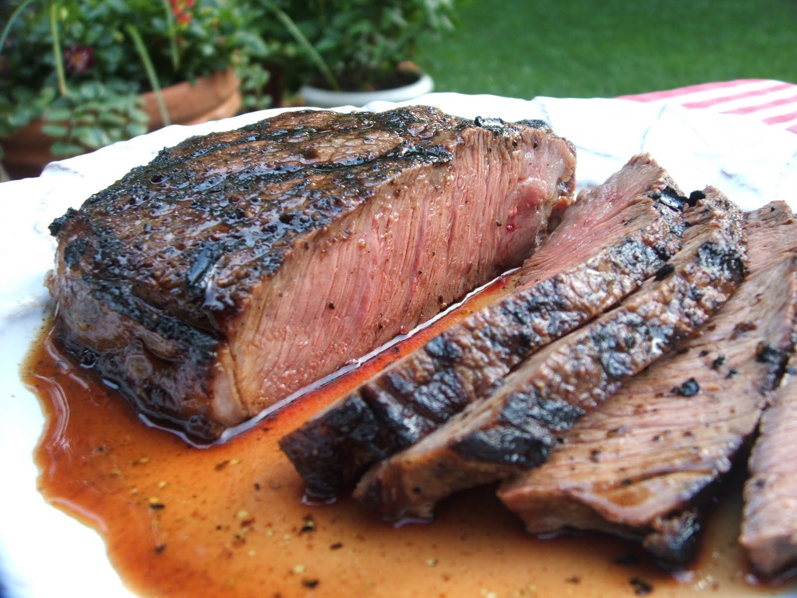 Angie Montroy–Angie's Pantry: Simple Grilled Steak with ...