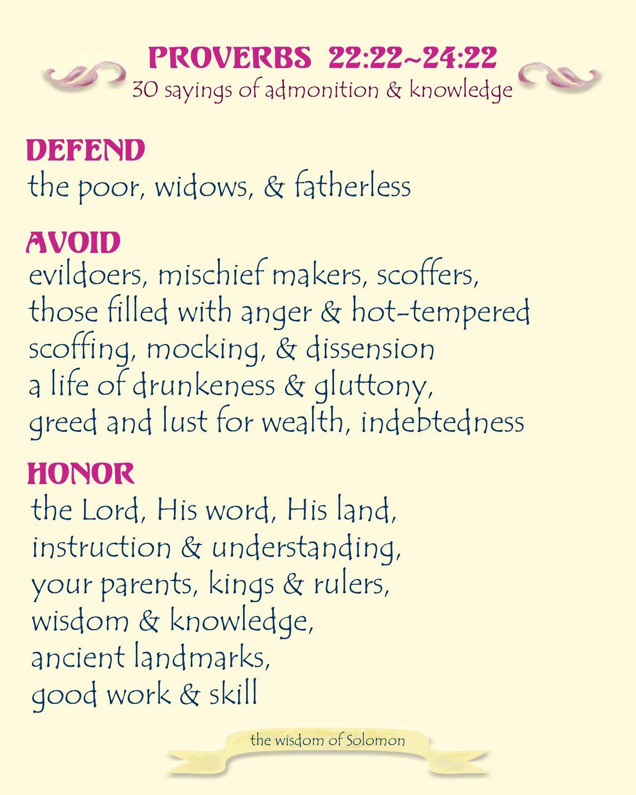 King Solomon Quotes Quotesgram