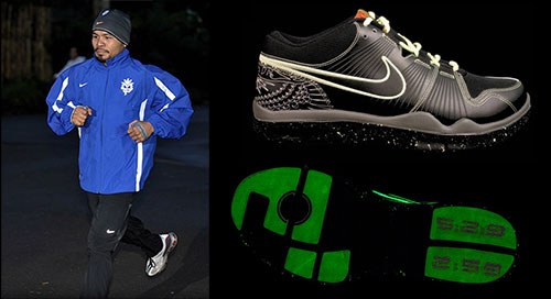 watch 2ce28 9e688 Manny Pacquiao Nike Shoes Limited Edition Lights Out - Manny ...