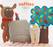Softies book featured by floresita on Feeling Stitchy