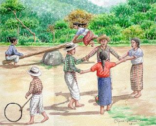 El Arte De Jugar La Importancia De Los Juegos Tradicionales En El