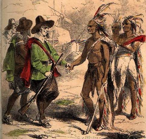 native americans and europeans relationship