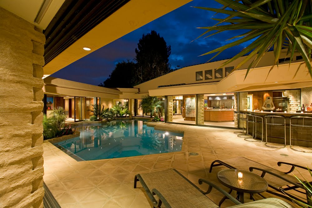 Bel Air Listing Tied To Robby Krieger Of The Doors And
