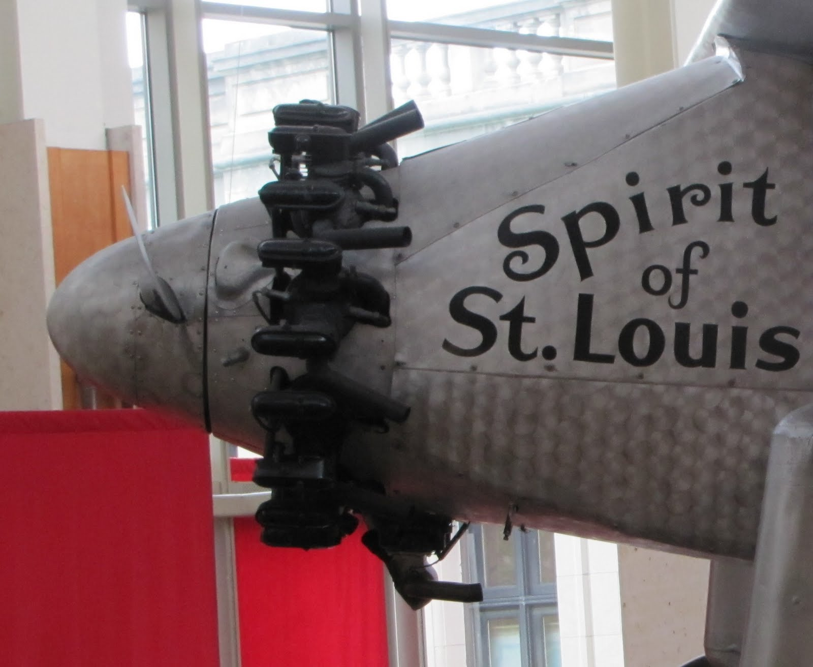 The Aero Experience: Spirit of St. Louis Flying Replica ...