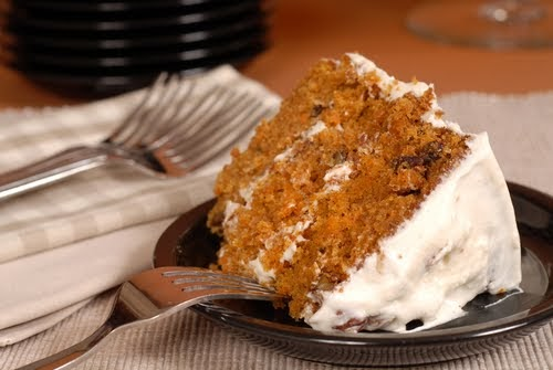 Chuck Carrot Cake Recipe