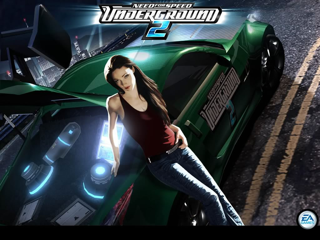 Wallpaper Game Need For Speed NFS Game Dan Gambar