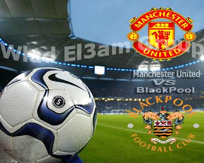 Manchester+United+vs+Blackpool+FC