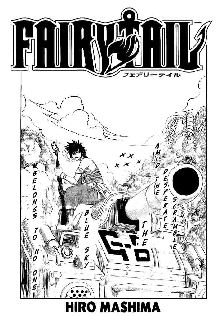 Fairy Tail Chap 57