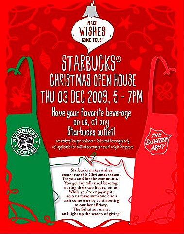 Starbucks Christmas Hours.Yvonne And Her Playground Singapore Beauty And Lifestyle