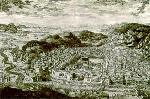 Image result for mekah pada zaman nabi